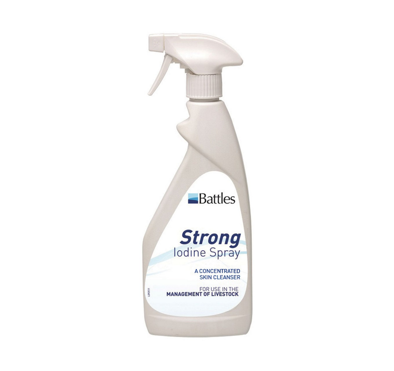 Strong Iodine Spray 7% 500ml