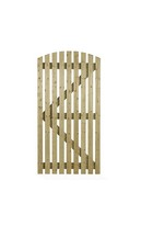 Orchard Curved Gate 0.9 x1.83m