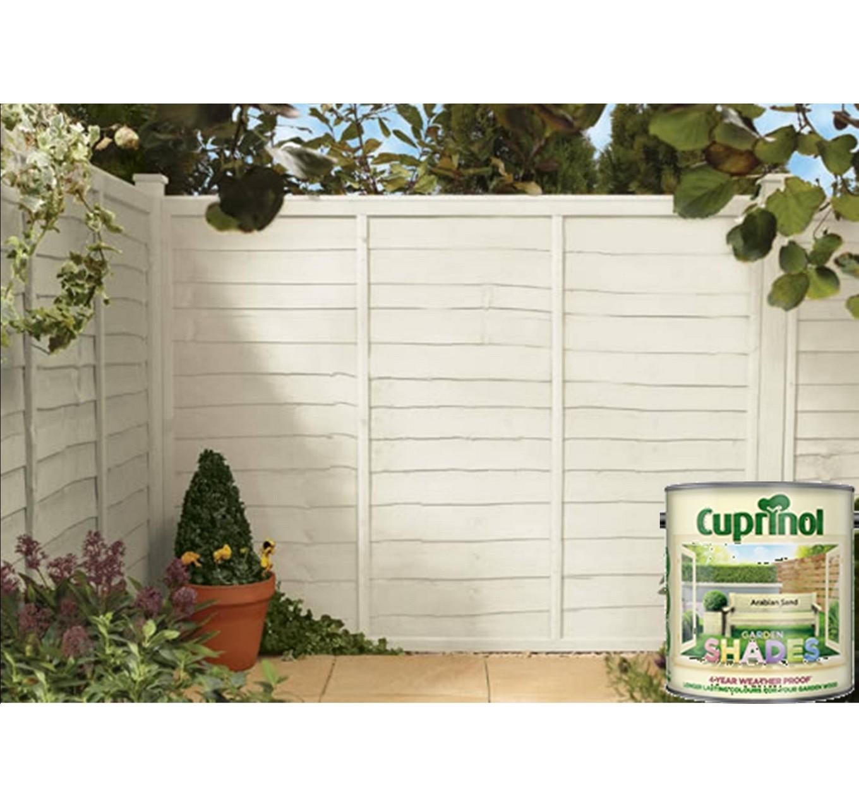 Garden Shades Pale Jasmine 1L