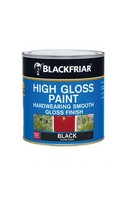 Black High Gloss Paint 250ml
