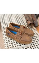 Deck Lady II Shoes Walnut 9